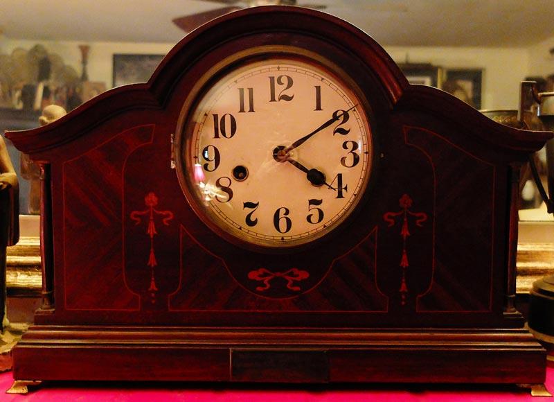 Commemorative Clock Found in USA