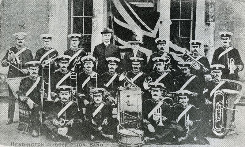 Headington Subscription Brass Band