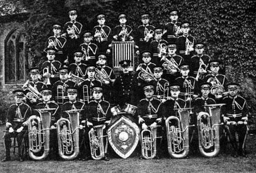 Morris Motors band
