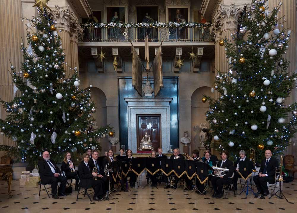 Carols at Blenheim Palace